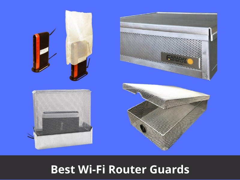 wifi router guard