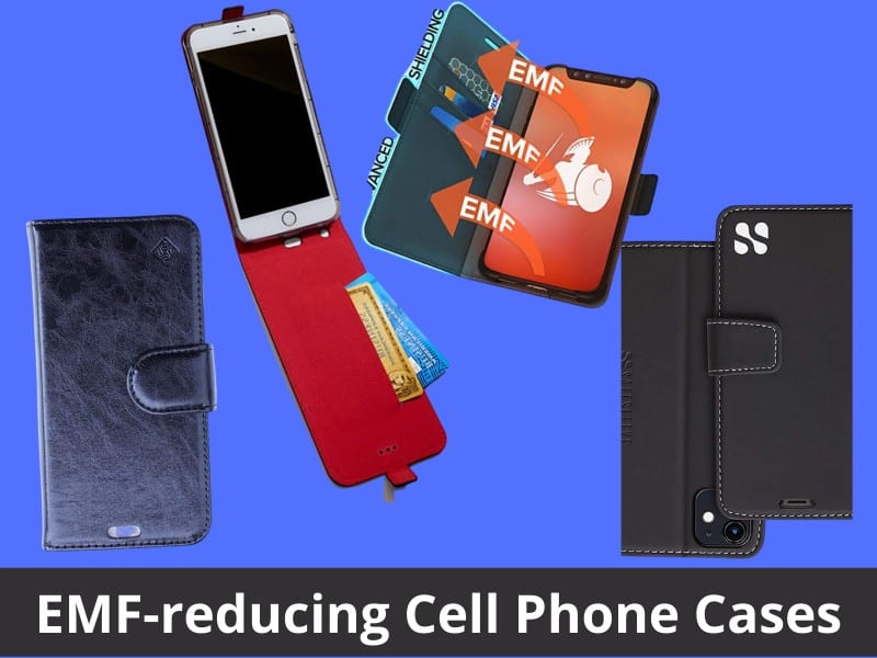 emf protection cell phone case