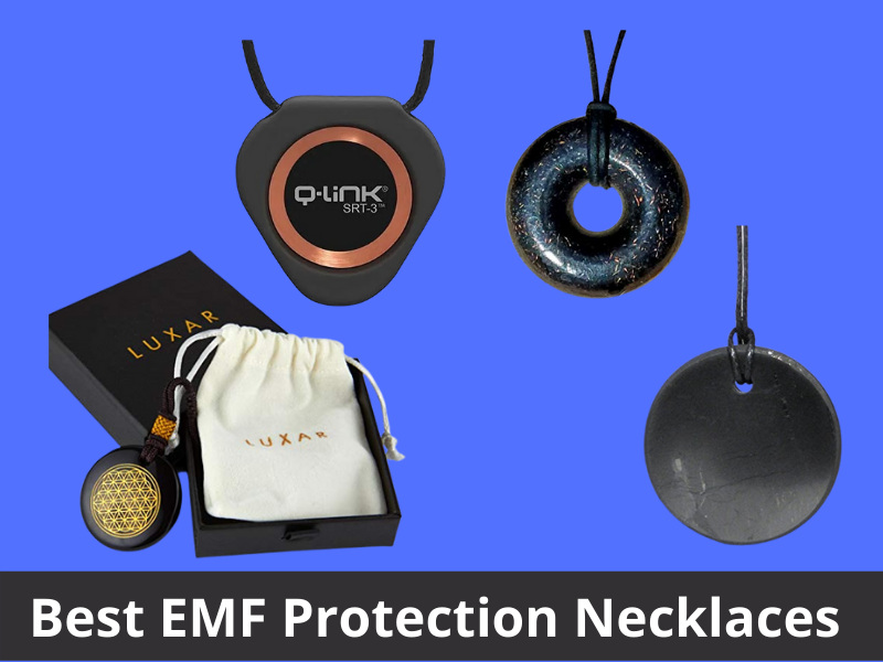 emf protection necklace